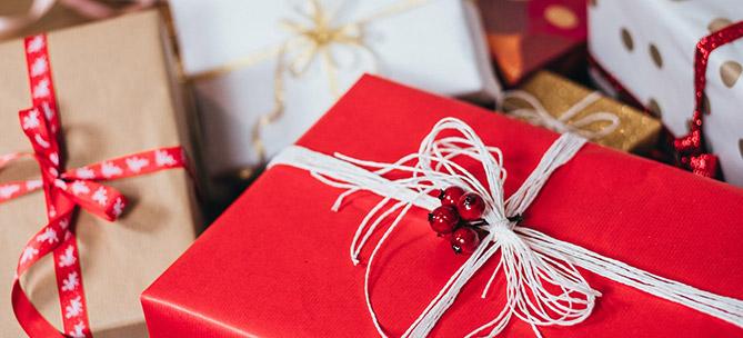 8 Weihnachtsgeschenke für den kleinen Geldbeutel