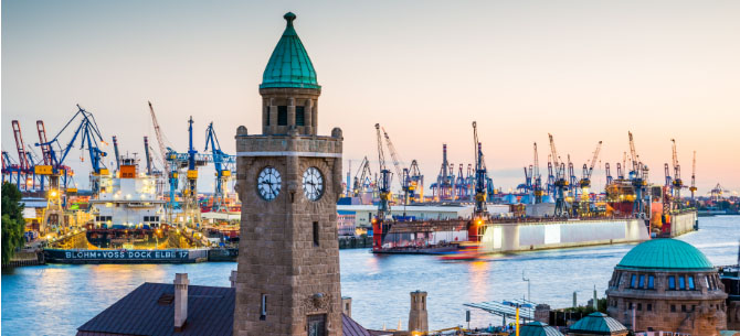 Hansestadt Hamburg – ein facettenreicher Wirtschaftsstandort